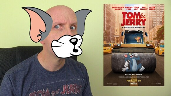 Channel Awesome - Tom & jerry (2021) - doug reviews