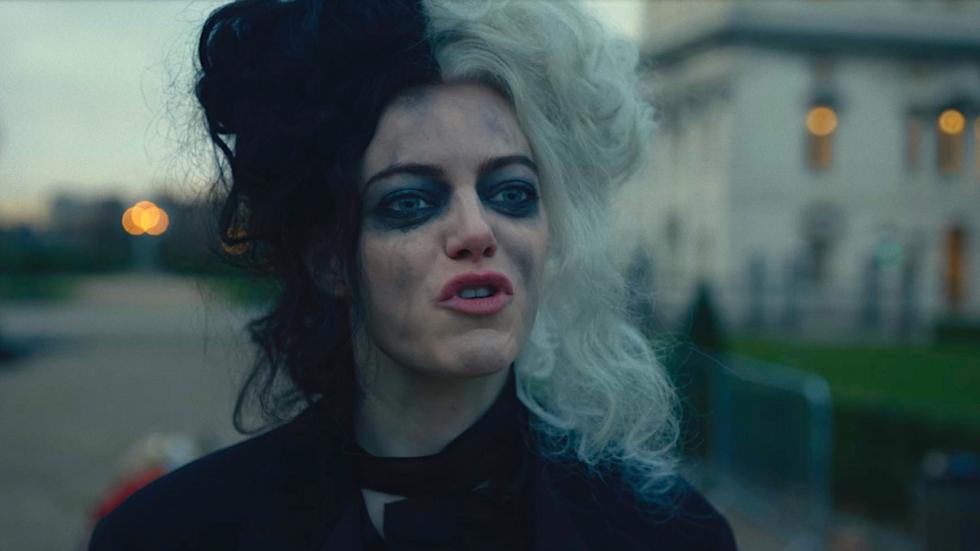Emma Stone vindt 'Cruella' totaal niet te vergelijken met 'Joker'