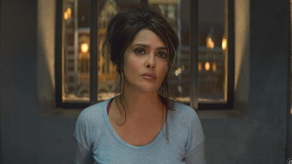 Salma Hayek toegevoegd aan cast 'House Of Gucci' van Ridley Scott