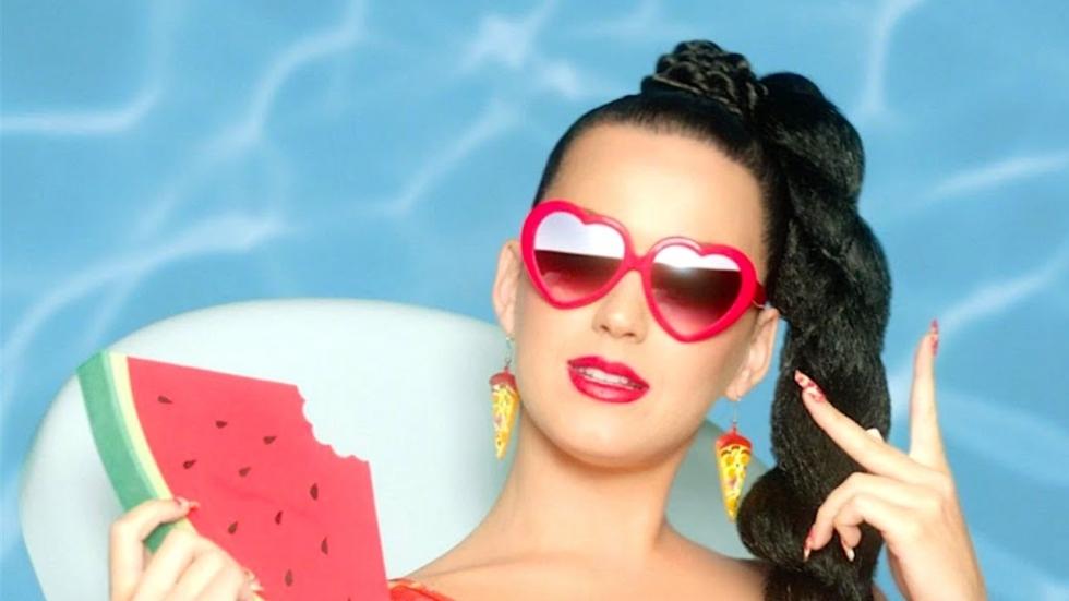 """Katy Perry gaat niet meer voor kaal: """"Ongeschoren is prima"""""""