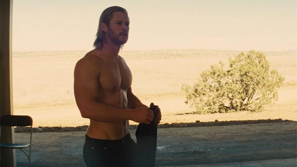 """Marvel-held Chris Hemsworth: """"Acteurs met een goddelijk lichaam worden niet serieus genomen"""""""