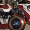 Marvel-fans zijn woedend op de nieuwe Captain America in 'The Falcon and the Winter Soldier'