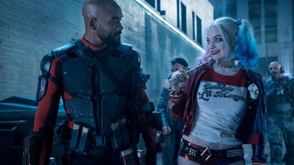 Gerucht: Will Smith keert terug als Deadshot in derde 'Suicide Squad'-film