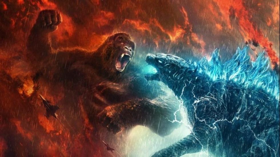 Legendary bedankt fans 'Godzilla vs. Kong' en hint op vijfde film