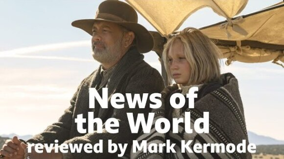 Kremode and Mayo - News of the world reviewed by mark kermode