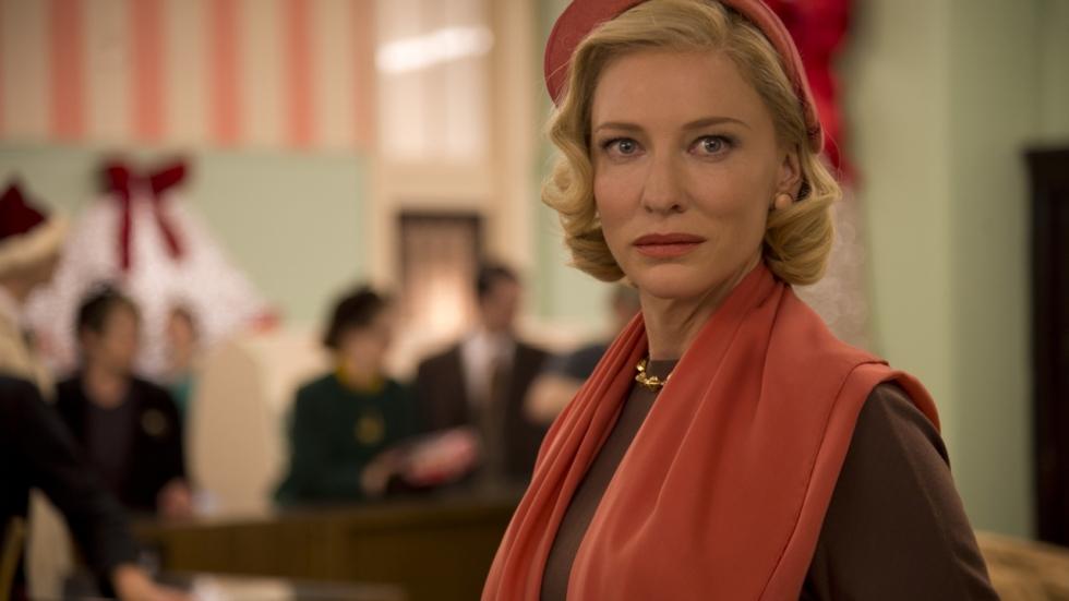 Cate Blanchett scoort hoofdrol in Todd Field's comeback-film 'TAR'