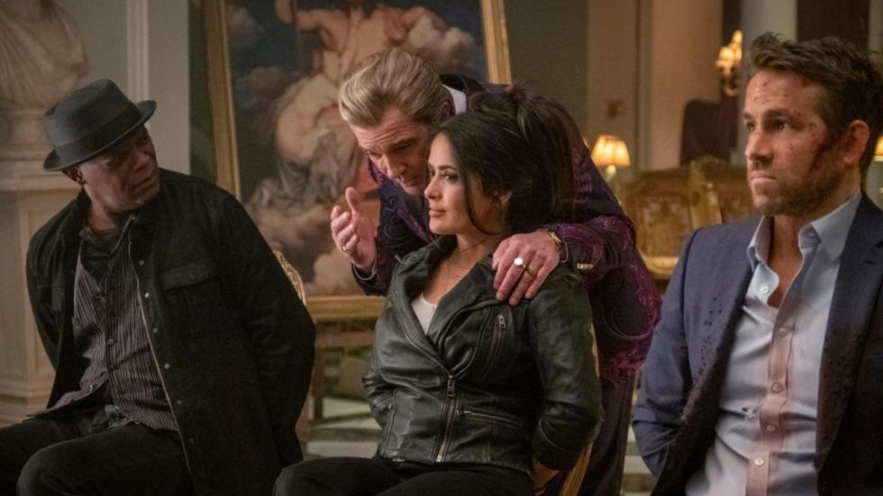 Verrassing: Trailer 'Hitman's Wife's Bodyguard' staat online