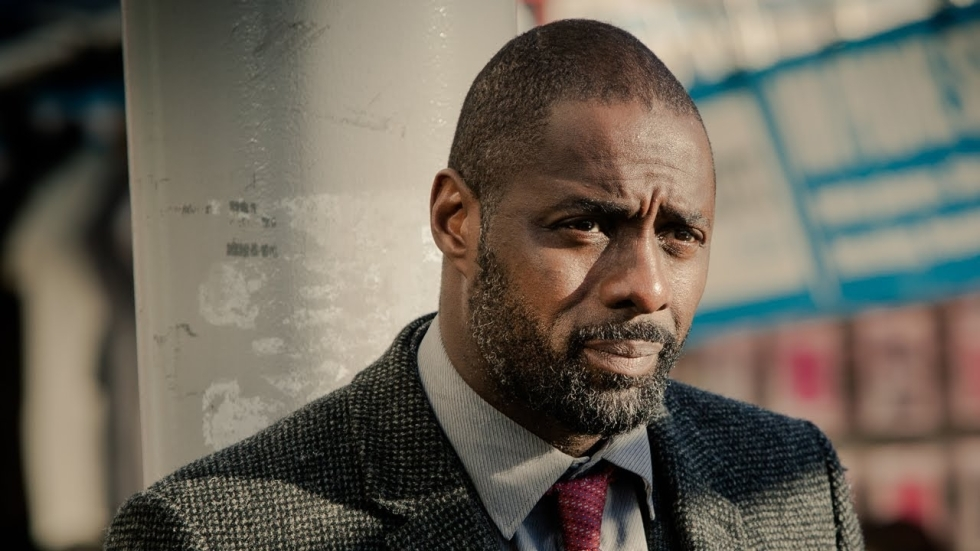 """BBC: """"Idris Elba's Luther komt niet 'zwart' genoeg over"""""""