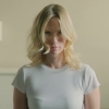 Marvel-actrice January Jones in doorschijnend jurkje