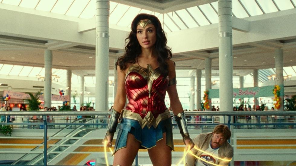 'Wonder Woman 1984' - Vooral door Gal Gadot zeker de moeite waard [Blu-ray]
