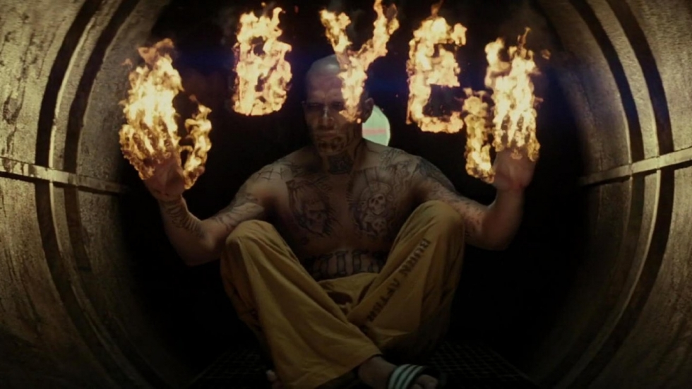 Nieuwe foto van 'Suicide Squad' toont een heel alternatief einde voor El Diablo