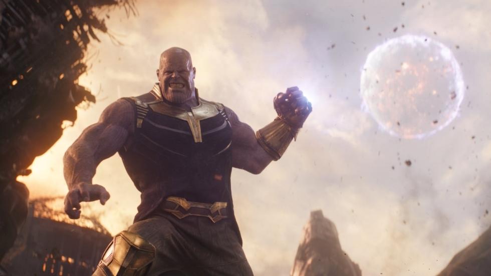 Thanos wachtte een behoorlijk gruwelijk lot in de Marvel Comics