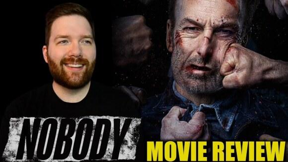 Chris Stuckmann - Nobody - movie review