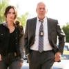 Megan Fox en Bruce Willis bundelen krachten op foto's 'Midnight in the Switchgrass'