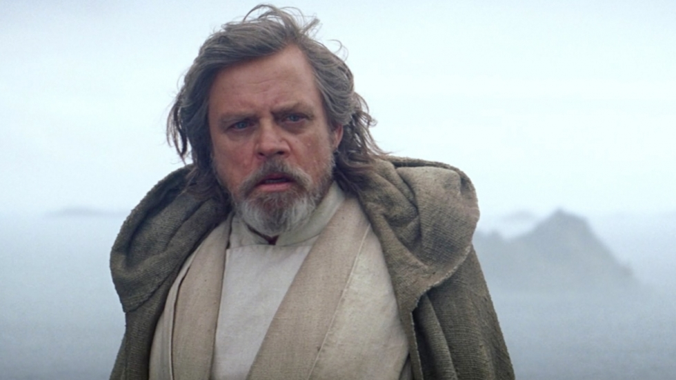 'Star Wars'-legende Mark Hamill dist zijn rol in 'The Force Awakens'