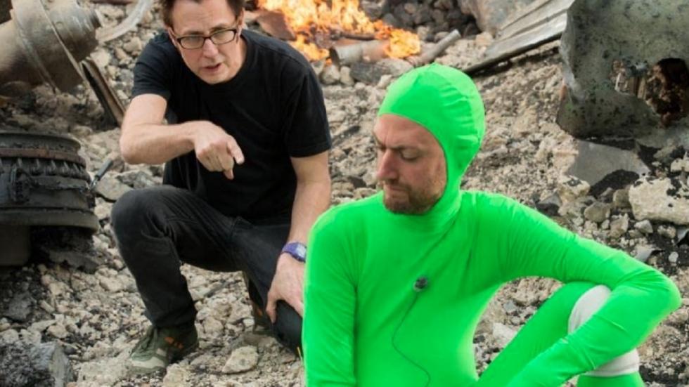 James Gunn zegt nooit 'nooit' tegen een 'Guardians Of The Galaxy Volume 4'