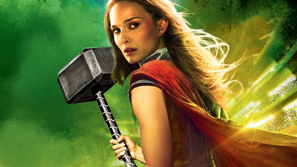 'Thor: Love and Thunder'-fantheorie verklaart hoe Jane Mjolnir krijgt