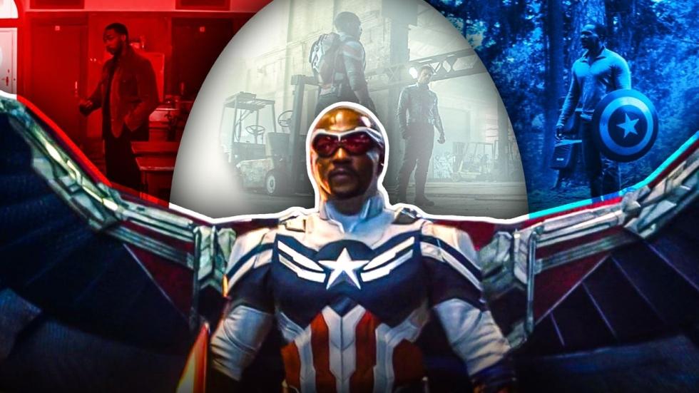 Anthony Mackie's Cap duikt vóór 'Captain America 4' mogelijk nog ergens anders op