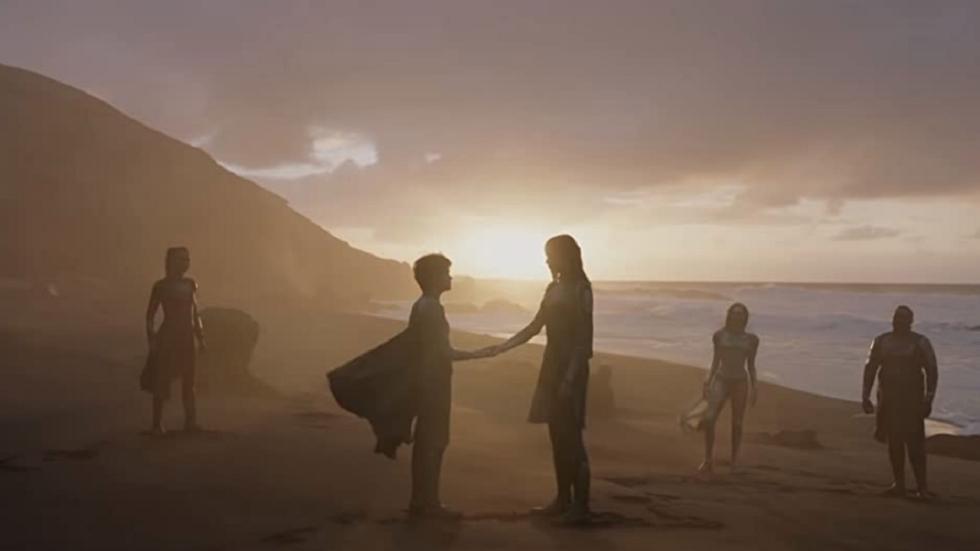 Gerucht: Marvel werkt achter de schermen al druk aan 'The Eternals 2'