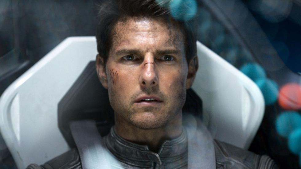 Seth Rogen's zeer vreemde eerste ontmoeting met Tom Cruise