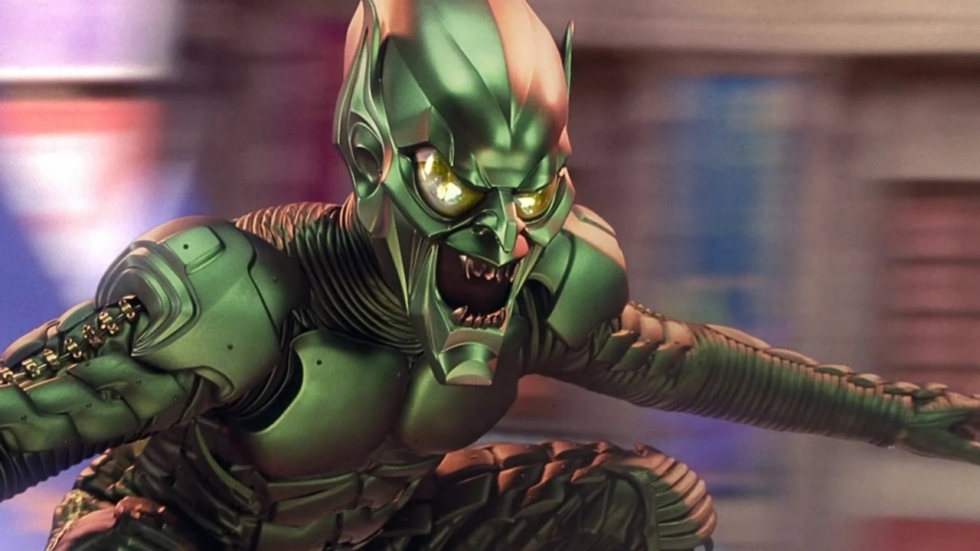 Gerucht: Green Goblin van Willem Dafoe is hoofdschurk van 'Spider-Man: No Way Home'