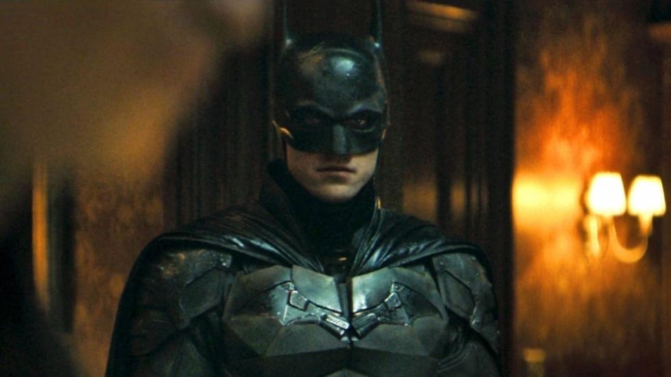 'The Batman'-lek onthult een nieuwe blik op het kostuum van Robert Pattinson