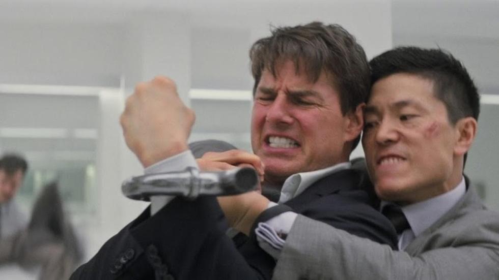 Tom Cruise heeft geen spijt van zijn 'Mission: Impossible' woede-uitbarsting