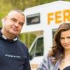 Interview: FT op de camping met Frank Lammers en Elise Schaap. Ferry Bouman is terug!