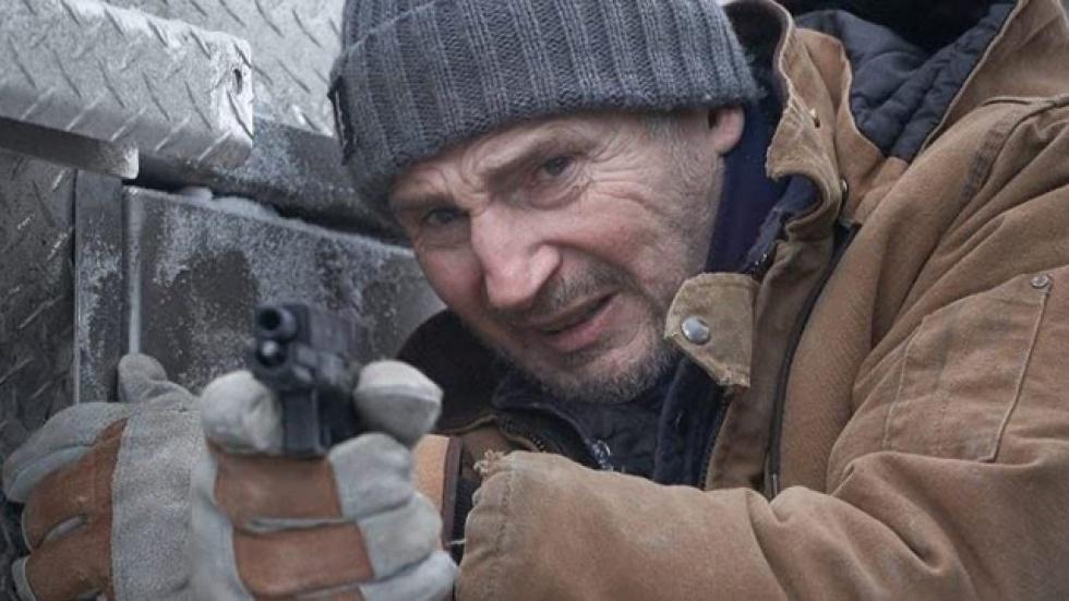Netflix dropt ijskoude trailer actiethriller 'The Ice Road' met Liam Neeson