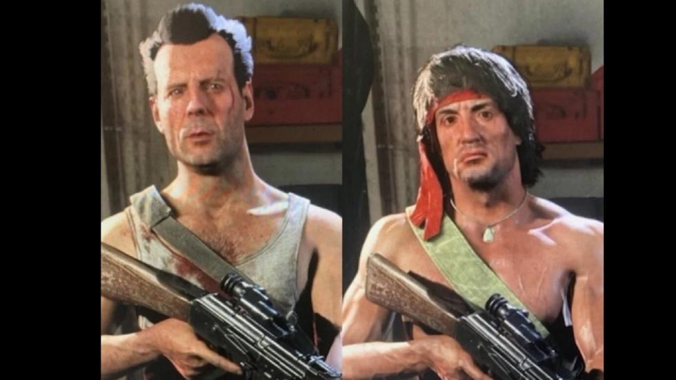 VIDEO: Speel als Rambo of John McClane in nieuwe 'Call Of Duty'