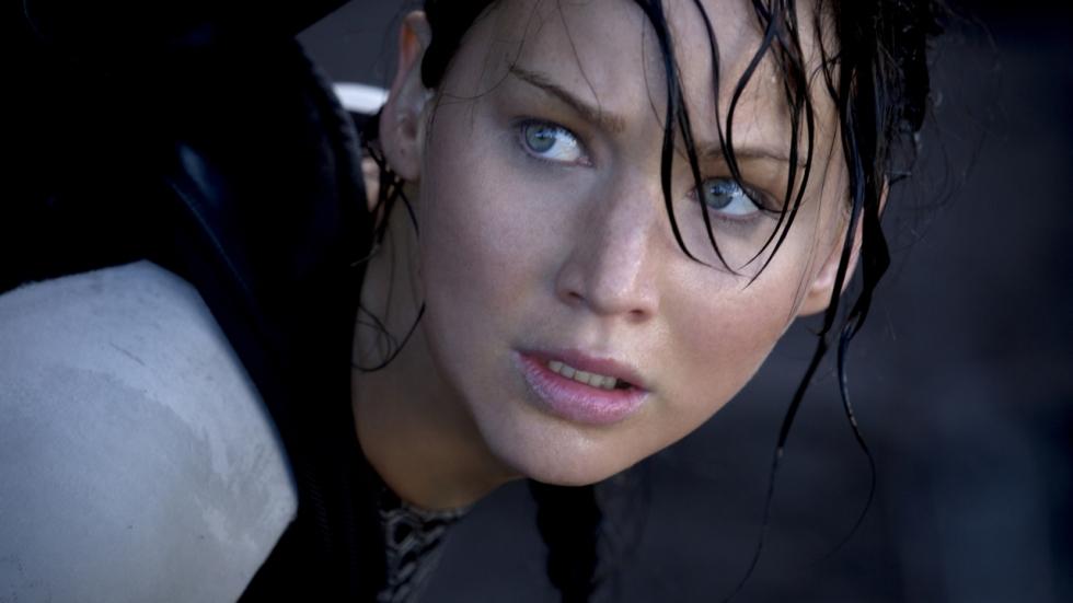 Paparazzi spotten Jennifer Lawrence met 'hubby' na lange tijd weer eens buiten op straat