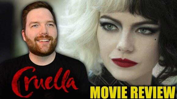 Chris Stuckmann - Cruella - movie review