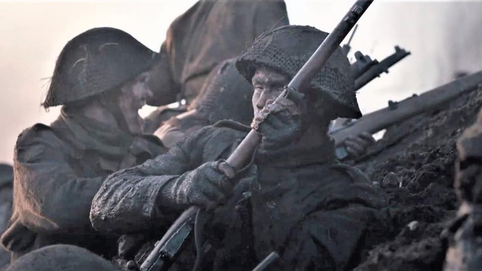 Stevige Nederlandse oorlogsfilm 'De Slag om de Schelde' onthult pakkende beelden