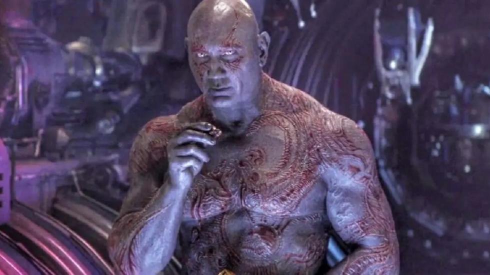 Vervanger voor Drax van Dave Bautista in het MCU meldt zich al
