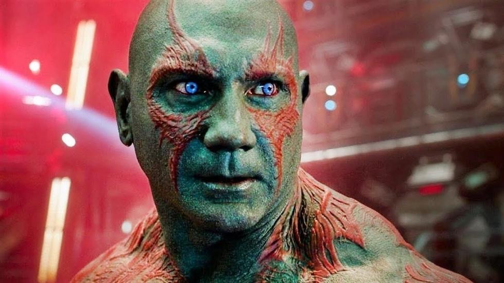 Drax-bedenker over het recasten van de rol voor Marvel Studios