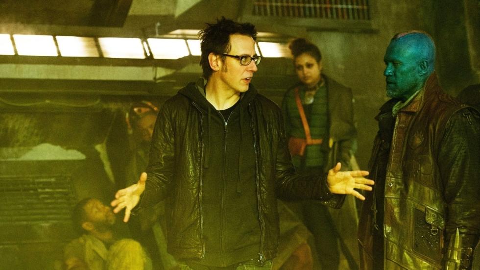 James Gunn start met creatiever deel van 'Guardians of the Galaxy Vol. 3'