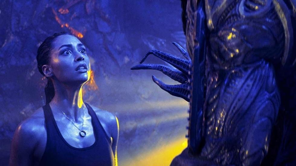 Nieuw op Blu-ray: Het visueel strakke 'Skylines'