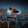 Netflix dropt eerste teaser stop-motion film 'Robin Robin' van Aardman (Shaun the Sheep, Chicken Run)