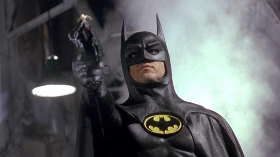 Eerste foto Bruce Wayne van Michael Keaton in 'The Flash'