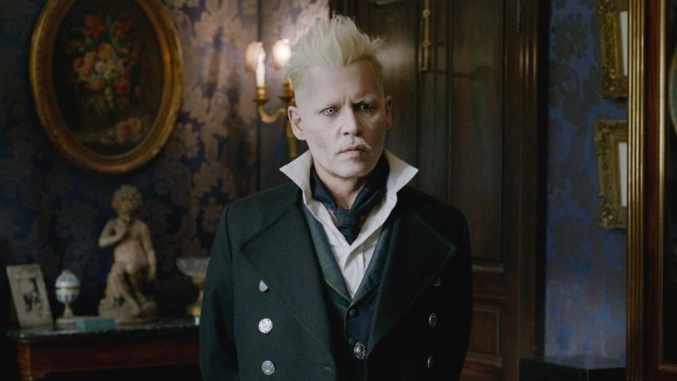 De sfeer bij 'Fantastic Beasts 3' was compleet weg na vertrek Johnny Depp