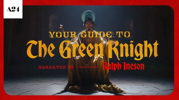 Alles wat je moet weten over de fantasyfilm 'The Green Knight'