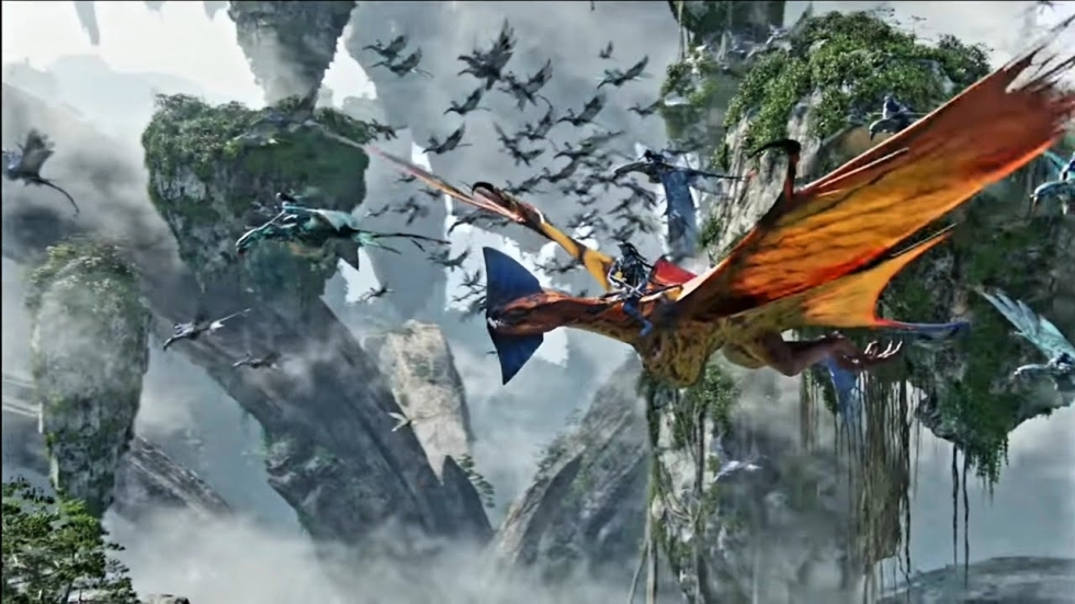Dit 'Avatar'-spektakel moest van de filmstudio kleiner gemaakt worden