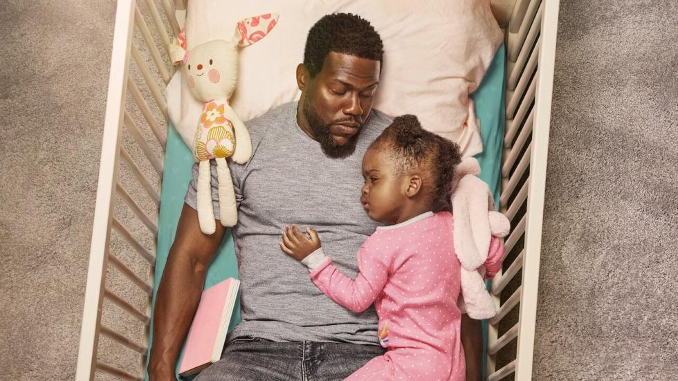 'Fatherhood' met Kevin Hart nog altijd de best bekeken film op Netflix