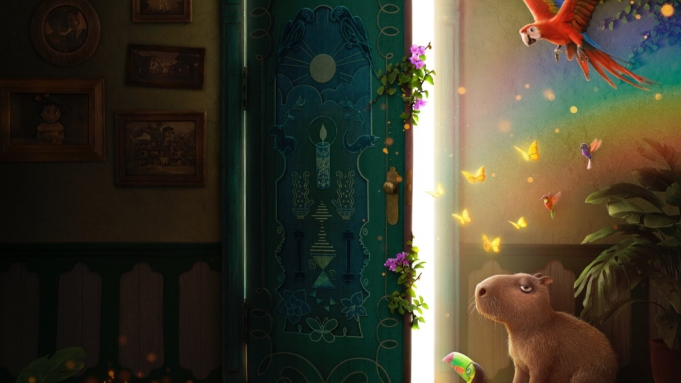 Disney onthult eerste poster 'Encanto'