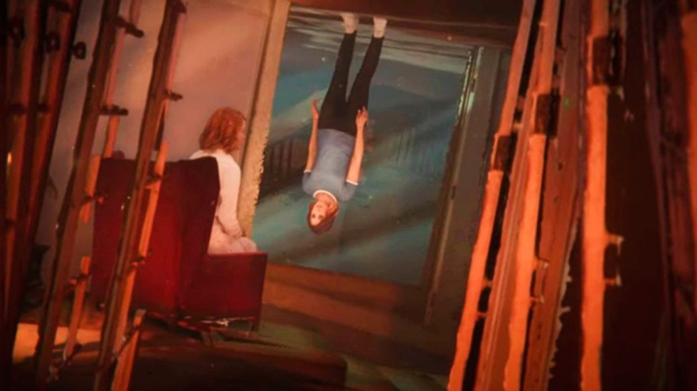 Bizarre foto's 'Demonic' van 'District 9'-regisseur Neill Blomkamp