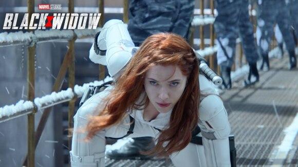 Black Widow 'Comeback' trailer