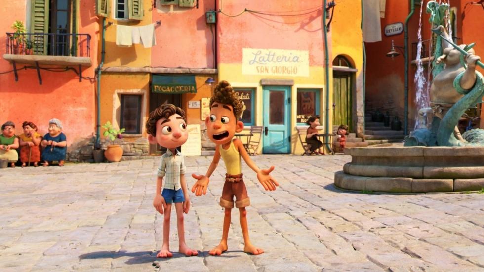 Ondanks de kritiek is de streamingrelease van Pixars 'Luca' wel een succes