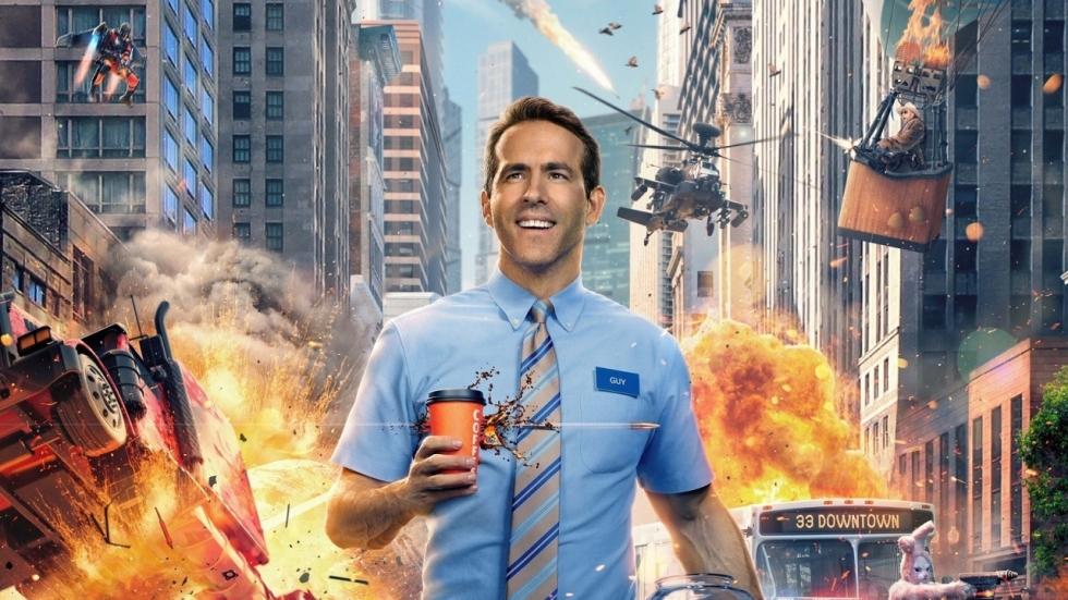 Eerste reacties op 'Free Guy' van Ryan Reynolds: De moeite waard?