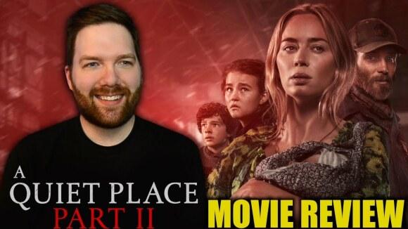 Chris Stuckmann - A quiet place part ii - movie review