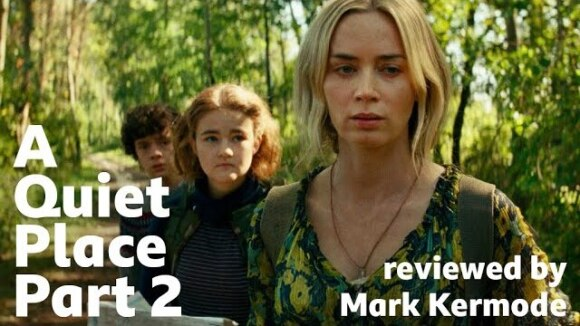 Kremode and Mayo - A quiet place part 2 reviewed by mark kermode
